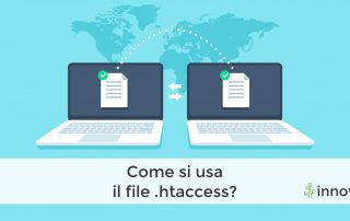 Come si usa il file .htaccess?