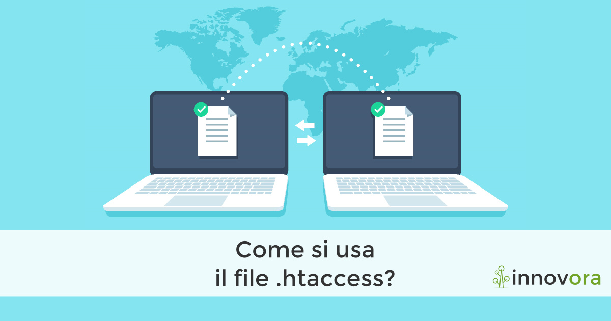 Come si usa il file .htaccess?