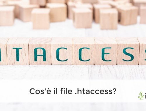 Cos'è il file .htaccess?
