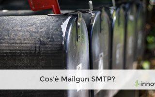 Cos'è Mailgun SMTP