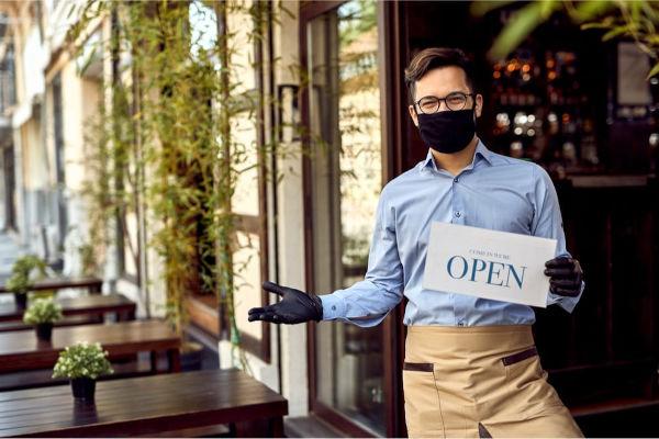 Apertura ristorante post covid-19