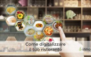 Digitalizzare ristorazione post covid-19